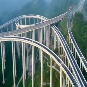 云端上的高速——湘西永吉高速
