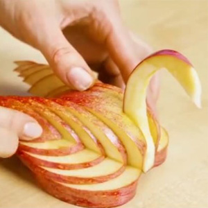 如何把苹果吃出新花样