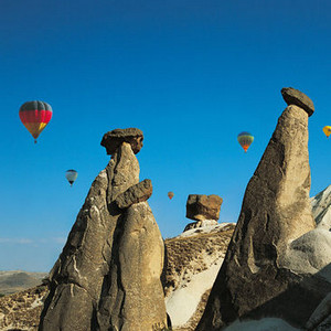 土耳其热气球,来了就不会后悔