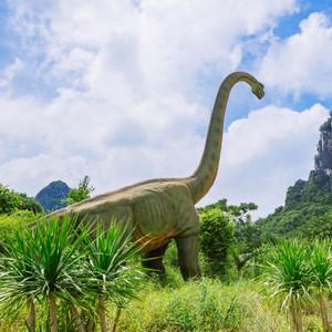 美国侏罗纪游乐园,超级刺激