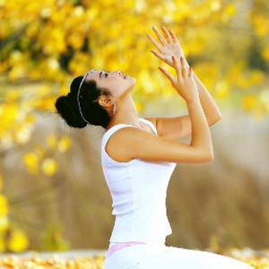 瑜伽健身之开胸腔