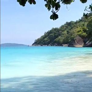 推荐给大家一个旅游好去处——泰国普吉斯米兰