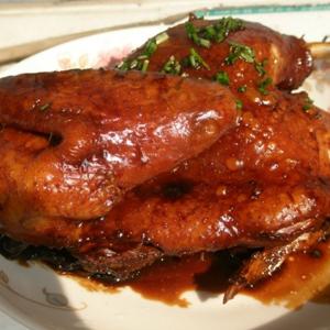 酱油鸡正宗的做法