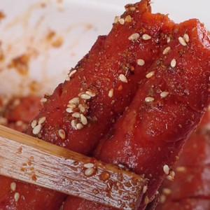 街头风味炸香肠做法视频 超好吃