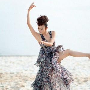 杨丽萍教舞蹈视频