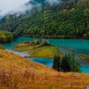 怎么看都看不够的新疆喀纳斯~