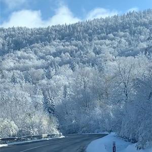 东北的初冬,这才是东北最有魅力的时候吧