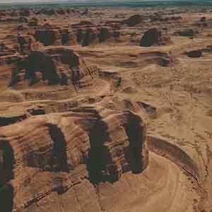 《权利的游戏》取景地,中国新疆的风景太雄伟壮观了