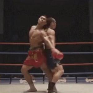 史上最骚气的拳击了解一下