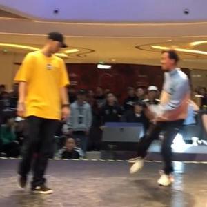 中韩街舞对决,直接秒杀韩国
