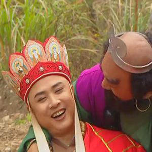西游记拍摄花絮,唐僧居然笑场了