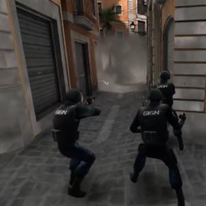 《关键行动》手游试玩视频 第一人称警匪对战超刺激