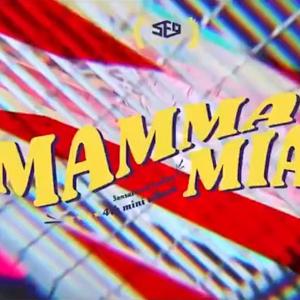 风靡韩国的健身减肥舞《mamma mia》线条教学视频