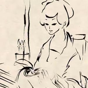 中国传媒大学水墨动画《游园惊梦》完整版在线观看视频