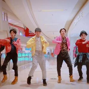不齐舞团失恋阵线联盟跳舞视频