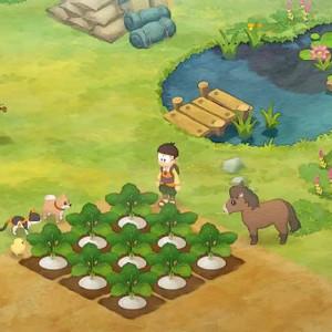 哆啦A梦大雄的牧场物语pv视频 机器猫会种地了