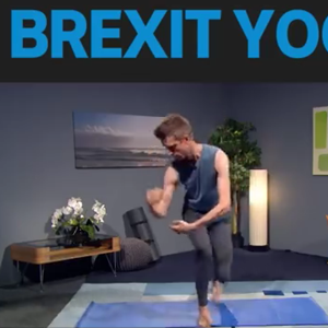 脱欧瑜伽视频 感受自己的尊严逐渐流失