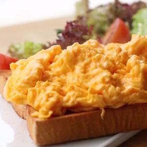 爱做饭的芋头SAMA鸡蛋怎么炒滑嫩
