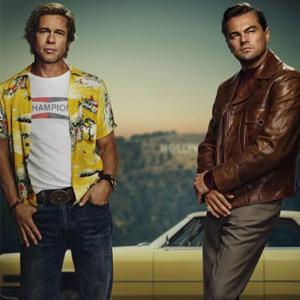 《好莱坞往事》首支预告 将于7月26日上映!