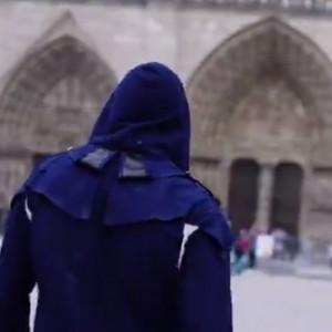 现实版《刺客信条大革命》视频